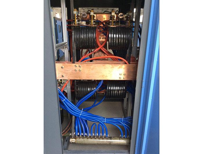 可控硅串联谐振中频电源