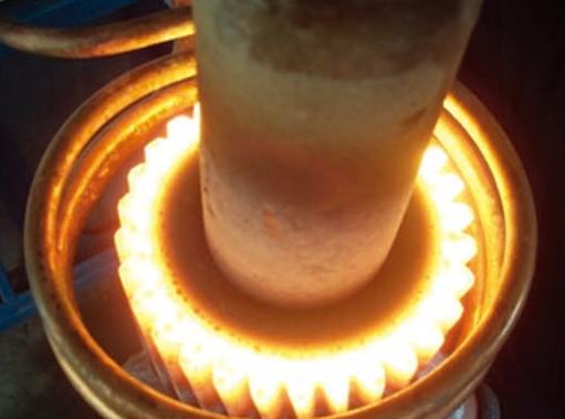 花键轴淬火加热