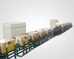 汽车排气管调质生产线