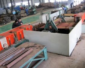 圆钢管调质生产线