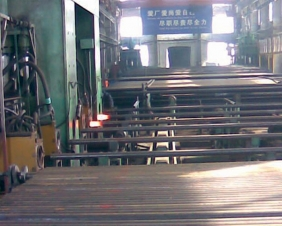 石油钻杆镦粗生产线