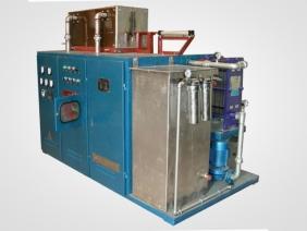 机电一体式并联超音频加热