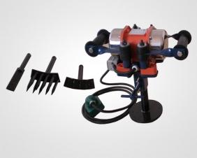 电动筑炉机及成套工具